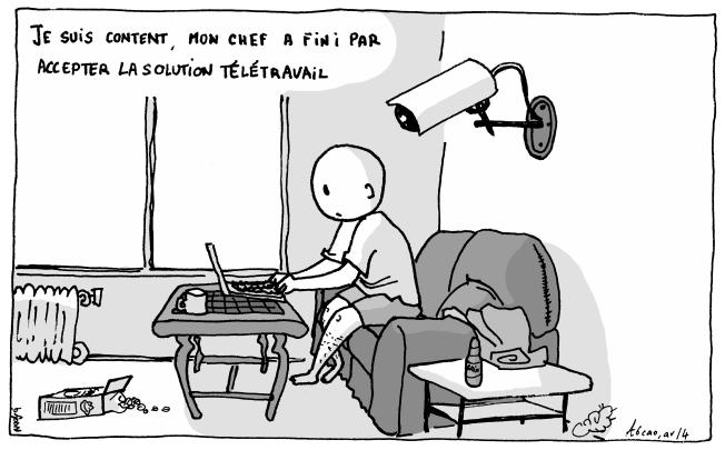 Télétravail